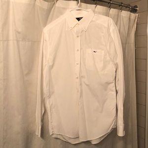 Vineyard Vines Slim Fit Tucker Shirt - Size L